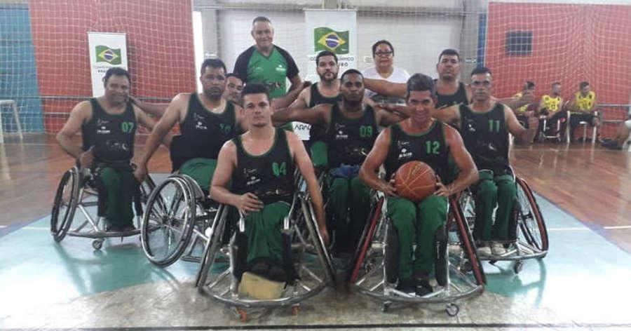 Center basquete