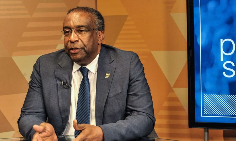 Center o presidente jair bolsonaro nomeia o professor carlos alberto decotelli da silva para o cargo de ministro da educacao.0164250620 0