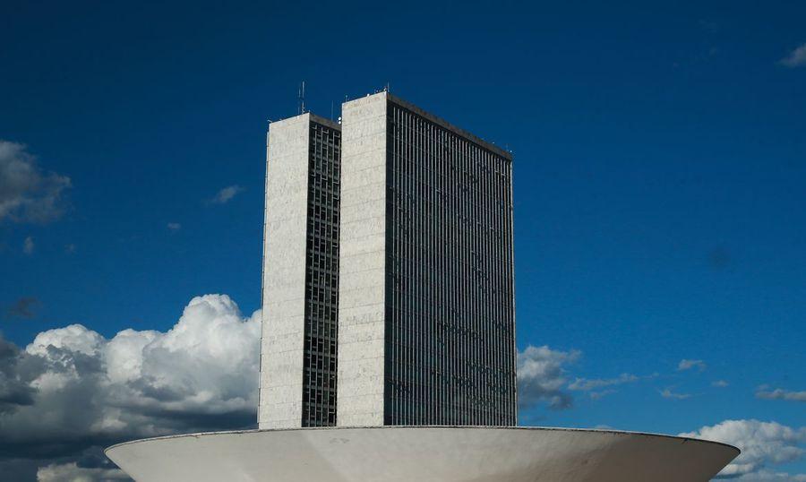 Center monumentos brasilia cupula plenario da camara dos deputados3103201340