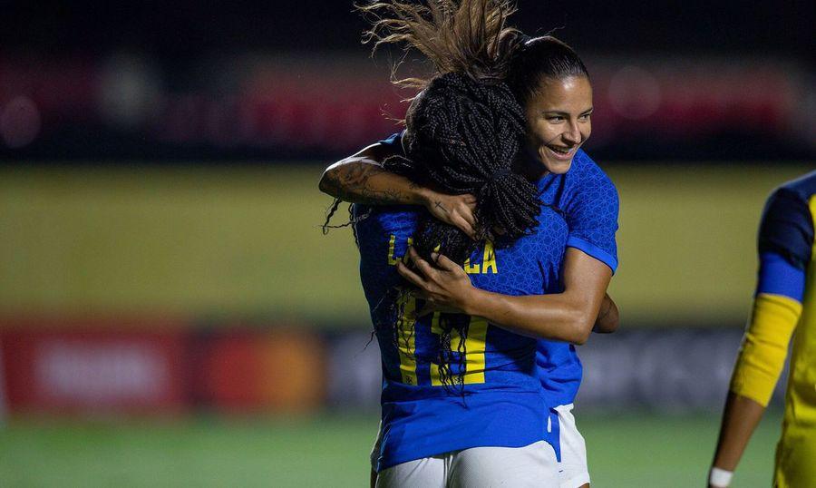 Center brasil equador futebol feminino2
