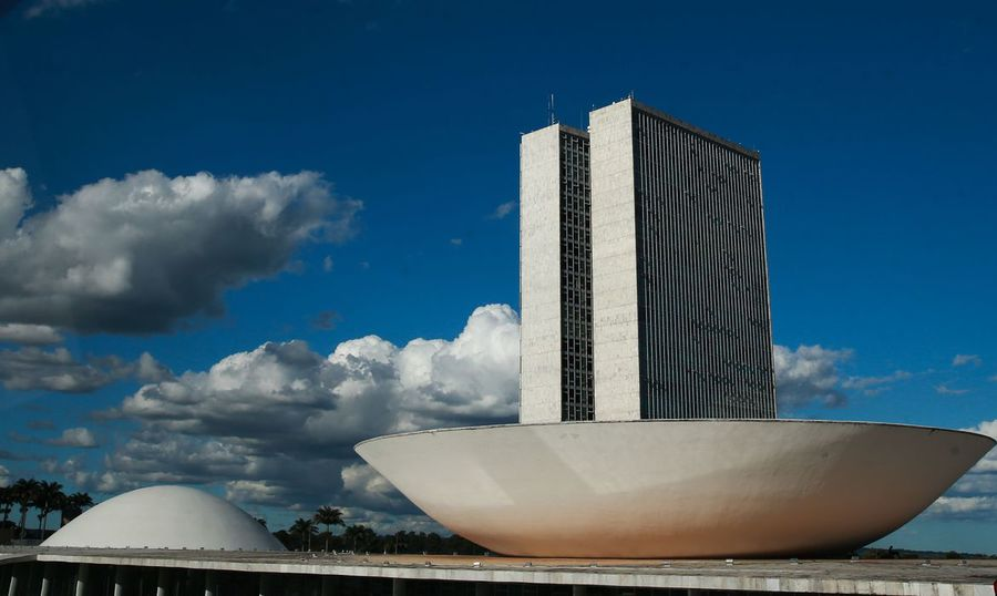 Center monumentos brasilia cupula plenario da camara dos deputados3103201341