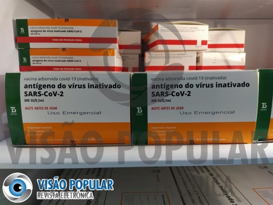 Center vacina posto central