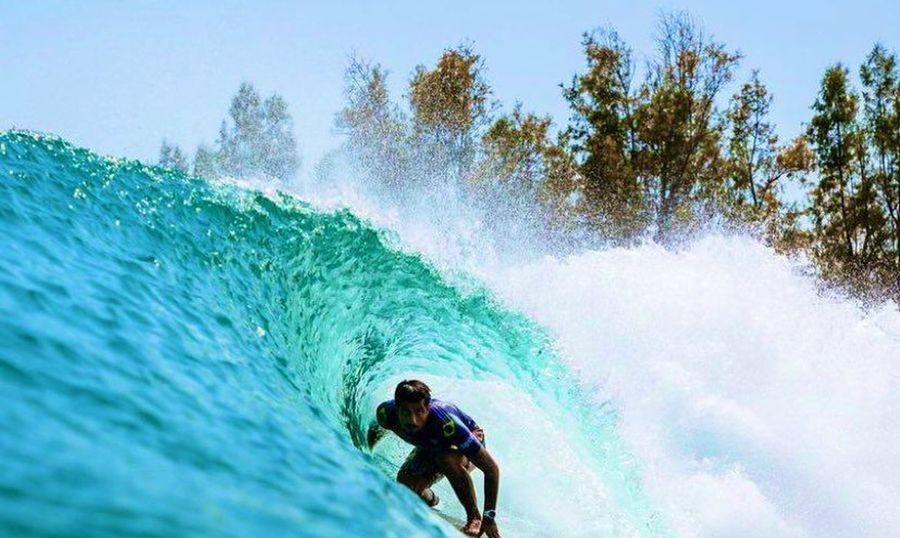 Center filipe toledo campeao surf ranch pro 2021
