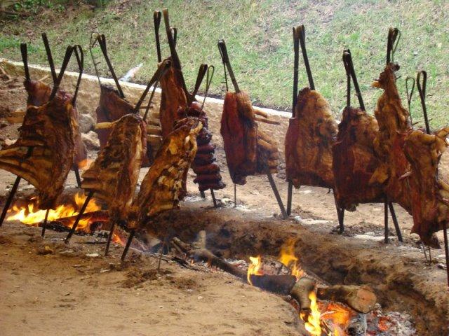 Maior churrasco do mundo paraguay 2008 01